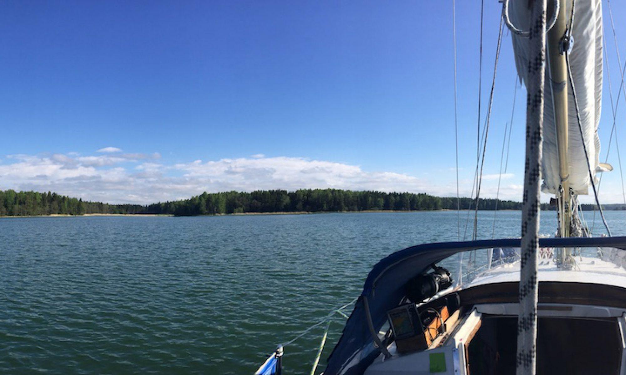 Segeln Rund Ostsee